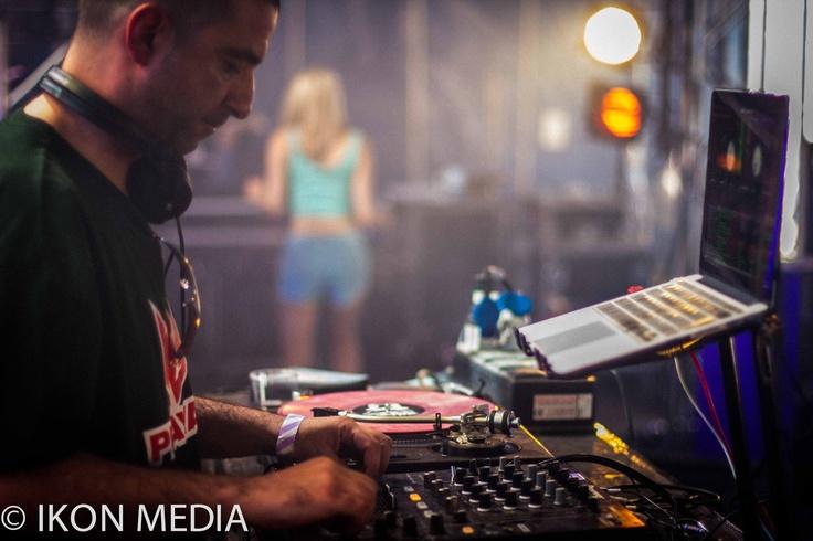DJ Hype @Jessica Ochs Festival June 2013