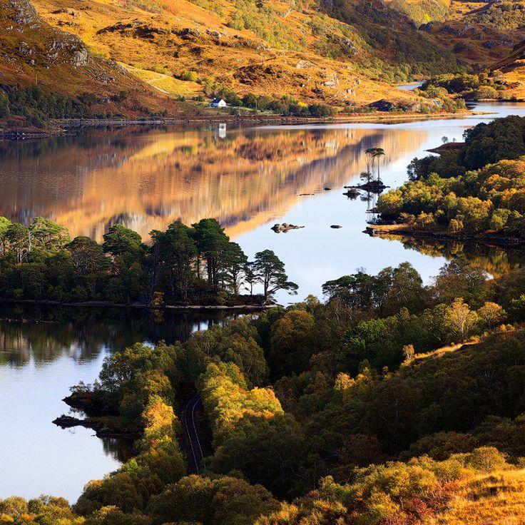 Scottish Loch Fairytale