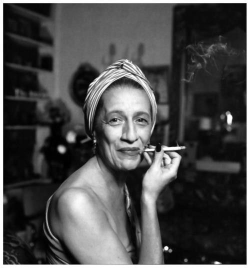 """You don't have to be born beautiful to be wildly attractive."" Diana Vreeland."