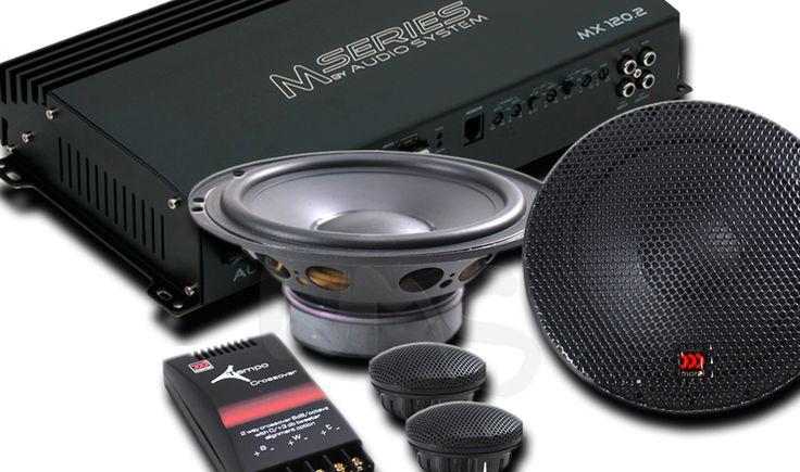 АКЦИЯ :: Morel Tempo 6 и Audio System MX 120.2