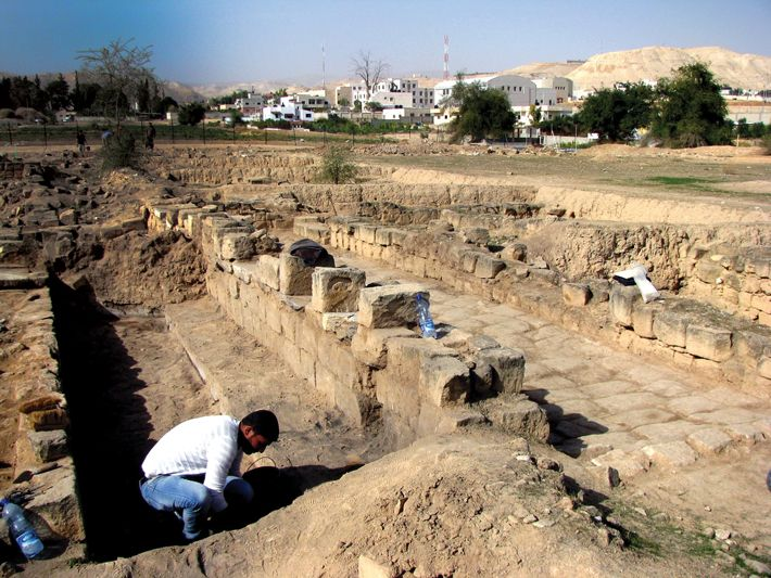 Archaeologists at Khirbet al-Mafjar recently uncovered what they think are horse stables belonging to a manor house from the later Abbasid Caliphate period, evidence that the original Umayyad estate continued to be used and developed centuries after its first inhabitants were gone.