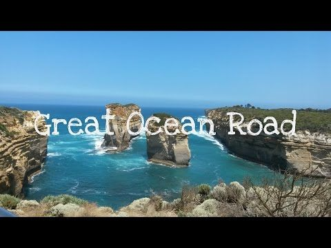 Una fantastica gita sulla Great Ocean Road - YouTube