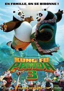 Kung Fu Panda 3 en streaming