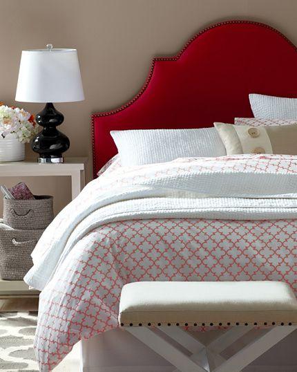 Everyday Tiles Bedroom - Garnet Hill