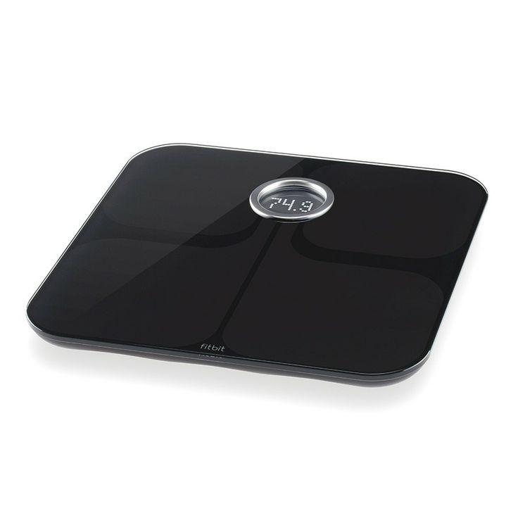 Báscula de precisión Fitbit Aria WI-FI negro 107.99€ en #deporvillage #báscula #fitbit #weight