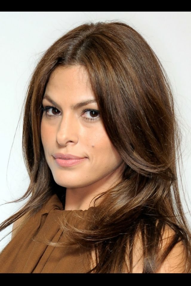 Photos of Eva Mendes in Miami; She Answers All Of Our ... |Eva Mendes Hair Color
