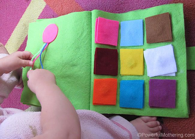 Color square matching and braid the ribbon no sew quiet book page color square matching and braid the ribbon no sew quiet book page quiet books no sew and sew pronofoot35fo Gallery