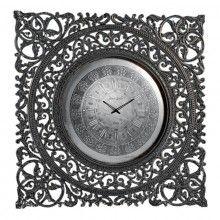 Винтажные настенные часы с пятью часовыми поясами DIALMA BROWN в деревянной резной раме в неоклассическом стиле Цвет Как на фото Материал Дерево, Металл Стиль Винтаж Глубина 11 см Высота 150 см Объем 0,52 м3 Вес  39 кг