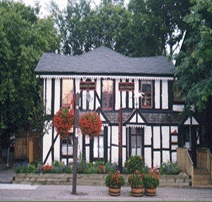 Main Street, Markham, Ontario.....my childhood friend lived in this house. It's now a pub.