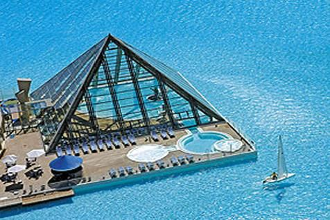 World's Largest Swimming Pool- Chile