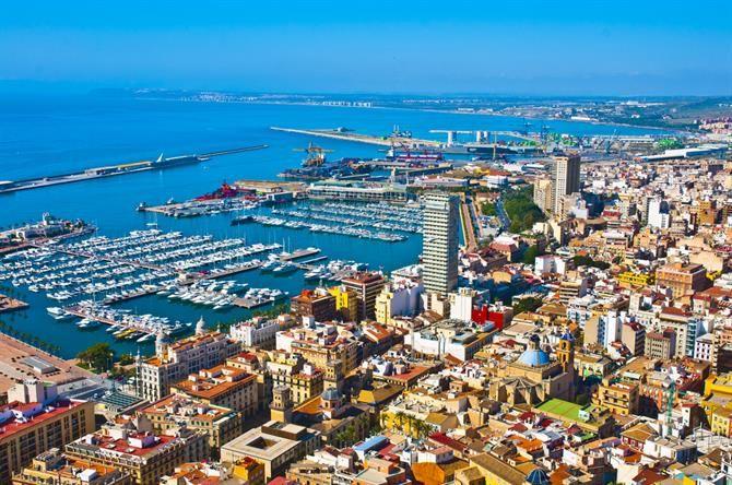 Alicante, Costa Blanca (Espagne)