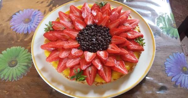 La ricetta della domenica - Crostata a fiore - Gazzetta di Parma