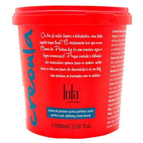 Creoula Cachos Perfeitos Lola Cosmetics - Creme para Pentear - Época Cosméticos