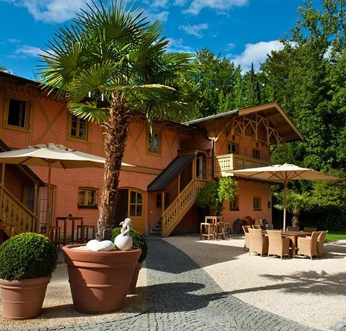 La Villa, Starnberger See, Deutschland