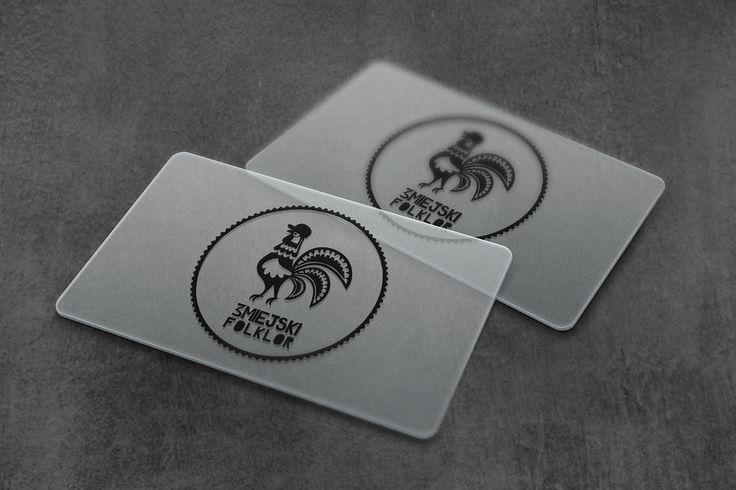 logo design & minimalistic business card.