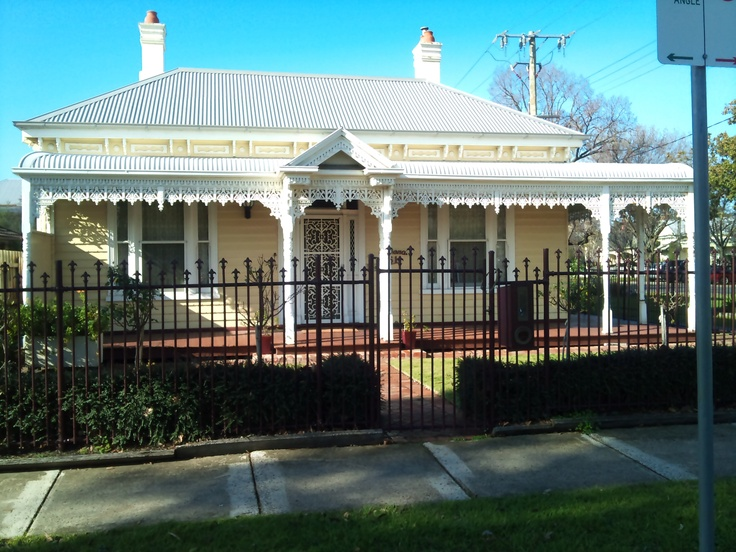 Victorian style home, Williamstown, Victoria, Australia