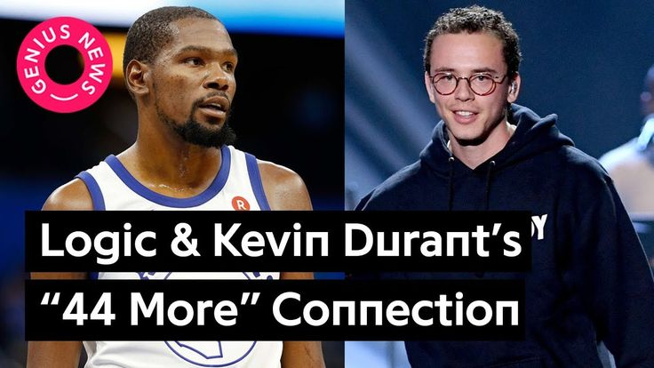 "Logic, Kevin Durant & The Friendship Behind ""44 More"" | Genius News - https://www.mixtapes.tv/videos/logic-kevin-durant-the-friendship-behind-44-more-genius-news/"
