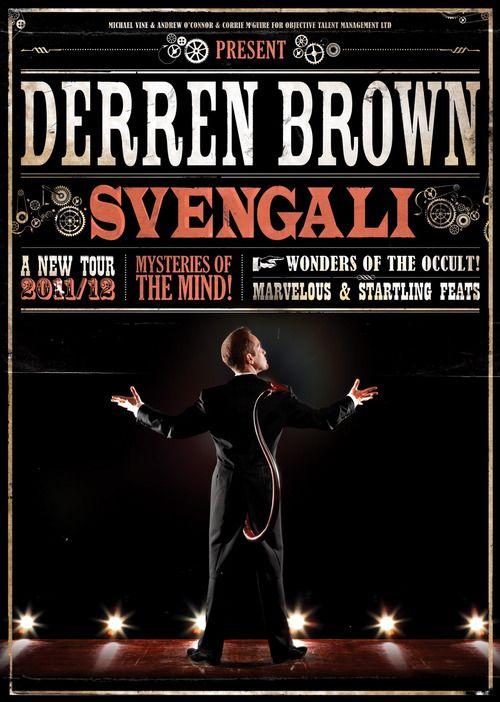 Derren Brown - Svengali