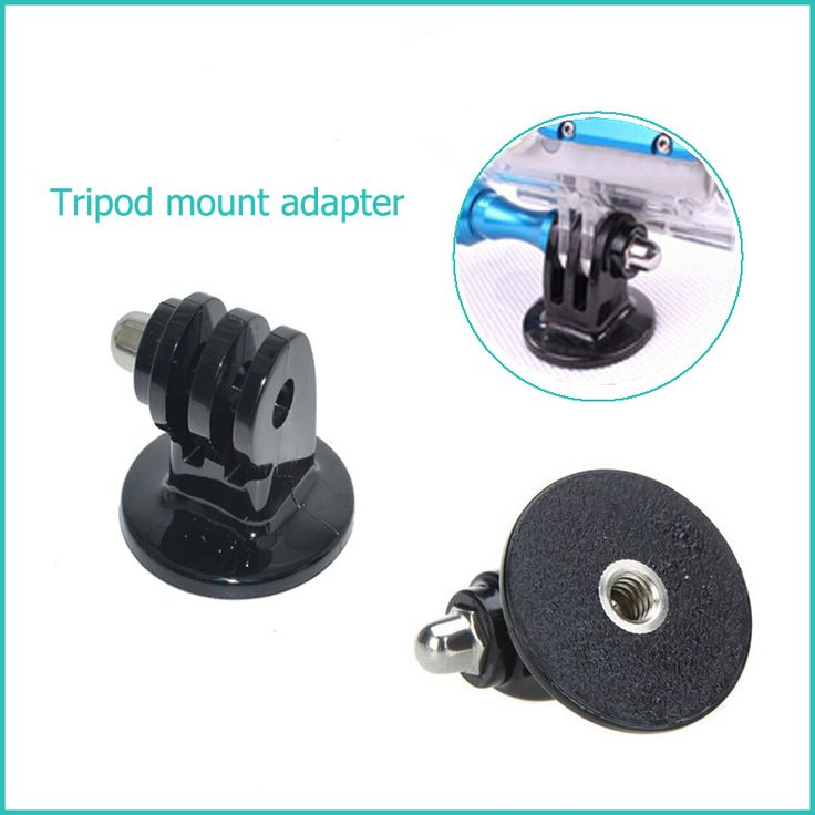 Tripod Mount Adapters For Gopro Hero 3/3+/2 Accessories Black Edition // $ 10.99 // Free shipping worldwide // #GoPro #goprooftheday #goprohero3 #goprohero #goprohero4 #goprouniverse #goprophotography #goprophotography_ #goproeverything #gopro3 #gopro4 #goproid #goproselfie #gopronation #goprolife #goprohero3plus #goproapp #goprophoto #goprodreams #goproph #goprowater #gopro_epic #gopro_4life #goprovip #goprovideo