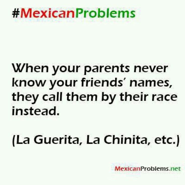 Oh yeahh #mexicanproblems