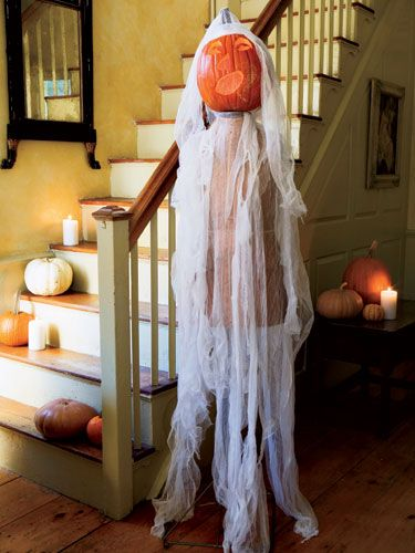 11 Fun Halloween Decorating Ideas - Easy Halloween Decorations - Good Housekeeping