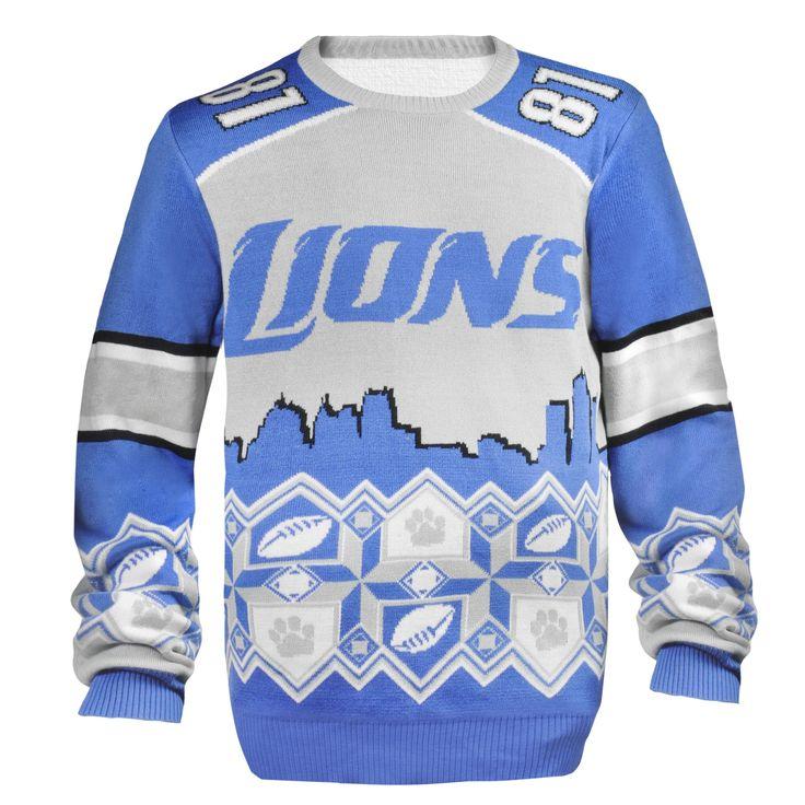 nfl detroit lions just do it orange t shirt