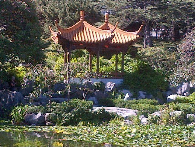 Chinese Garden of Friendship in Sydney, NSW