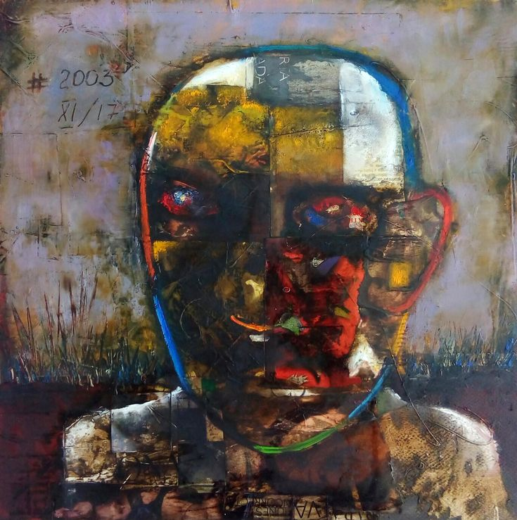 Tax inspector is a creation by Iryna Gragera. Category People, Character, Anthropomorphism, Modernism, Frustration, Philosophical, Painting, Mixed media. 134…