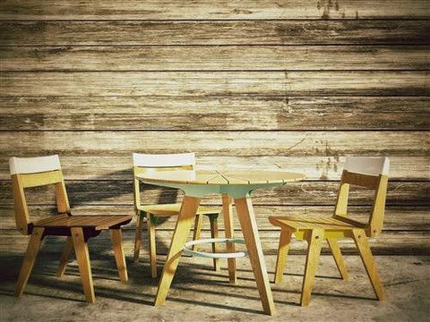 Brighton Dining Chair - available in 5 colours - Complete Pad ®