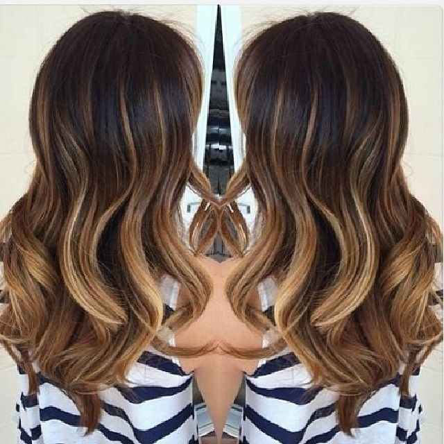 bayalage ombre