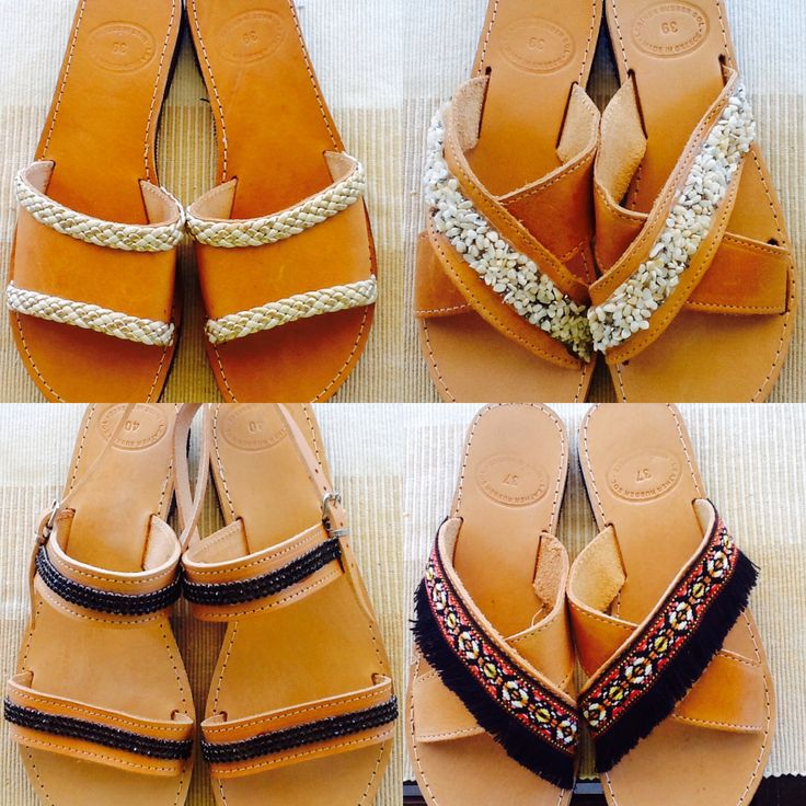 Handmade Greek sandals!!! Genuine leather!! All sizes!!! Free shipping!!! 50 euros!!! Contact sofi_r@windowslive.com