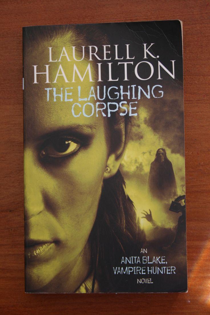 The third Anita Blake vampire novel - oddly enough the corpse didn't seem that amused, but the book was still a fun read.