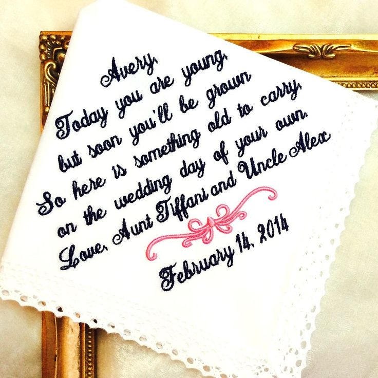 The perfect keepsake for a Flower Girl or Junior Bridesmaid. This is a gift they will cherish and carry with love, on the wedding day of their own. What a wonderful way to remember and commemorate such a beautiful occasion!