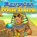 Egyptian Marbles - http://www.allgamesfree.com/egyptian-marbles/  -------------------------------------------------  Special Bubble shooter game: shoot at the rotating bubbles. Get a group of 3 or more connected bubbles to remove them. Click/tap on the shooter to change the color. Use the bonus shots (bottom left) wisely!   -------------------------------------------------  #BoardGames