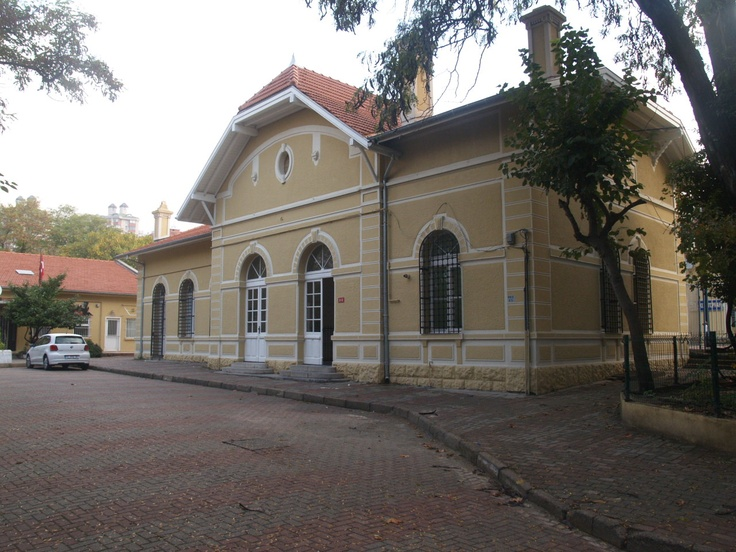 O istasyon, Train Station