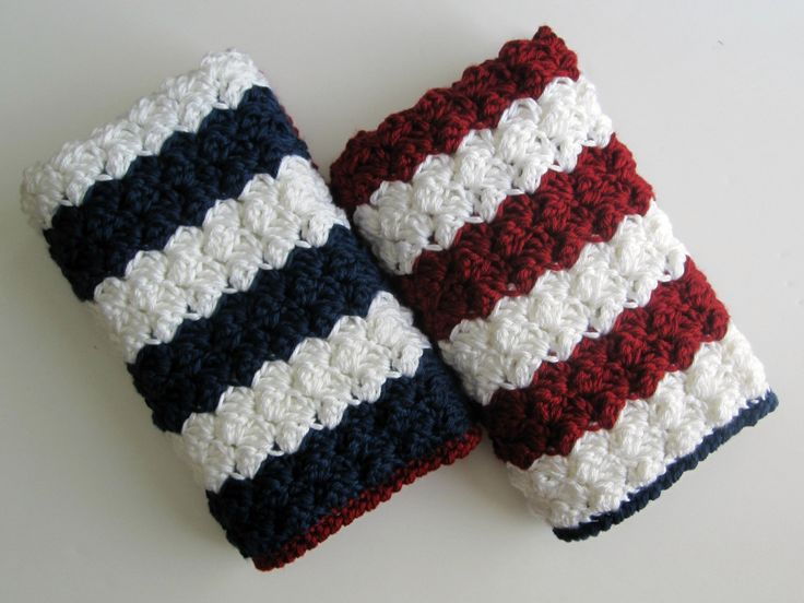 Perfect Reversible Crochet Blanket Pattern Images - Easy Scarf ...