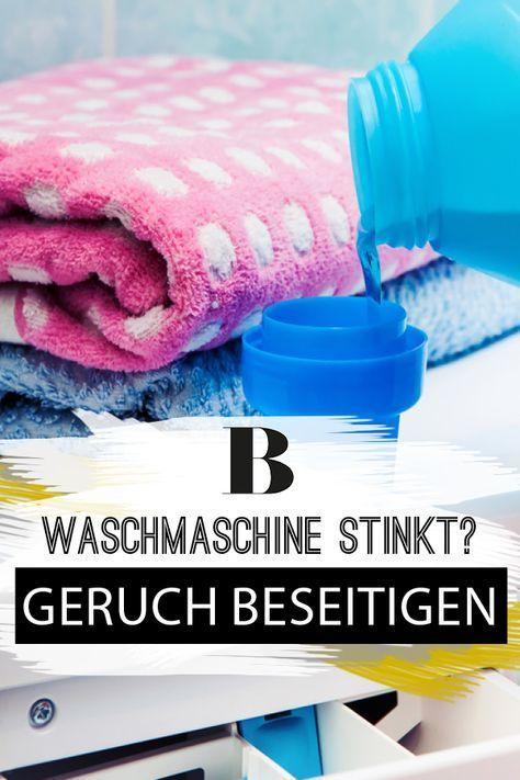Aus eurer Waschmaschine kommt ein übler Geruch? Wir sagen, woran das liegen kann und was ihr tun könnt, damit sie gar nicht erst stinkt. Nicht nur die Gummidichtung, die Trommel oder das Flusensieb können der Grund dafür sein.