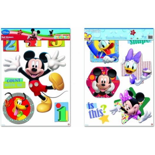 Disney - Musse Pigg Xl Wallies