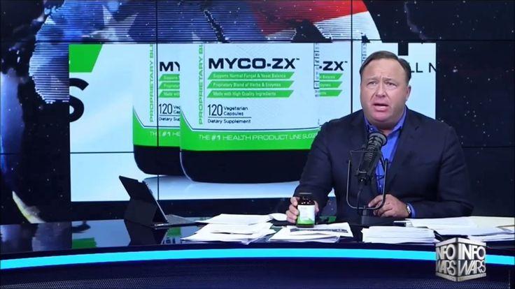 MYCO-ZX - INFOWARS Health Product