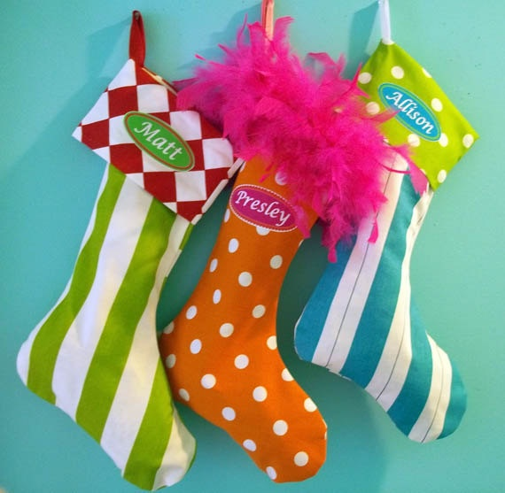 279 best Christmas Stockings images on Pinterest | Christmas ideas ...