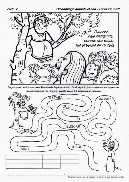 El Rincón de las Melli: LITURGIA: CICLO C