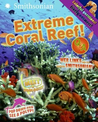 Tiny coral animals can build huge reefs, and most living things in the world's warm seas depend on those reefs to survive. Giant manta rays and tiny shrimp, bright parrot fish and snakelike moray eels all need coral reefs for food and shelter. Dive into Extreme Coral Reef! Q&A to find out how important these beautiful structures are to life in the ocean! Gr.3-6