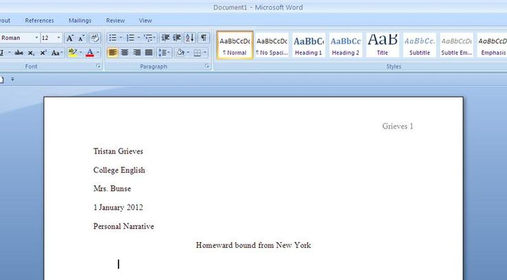 Things to do my research paper on