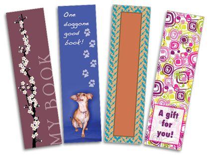 Bookmark Printing from Smartpress.com
