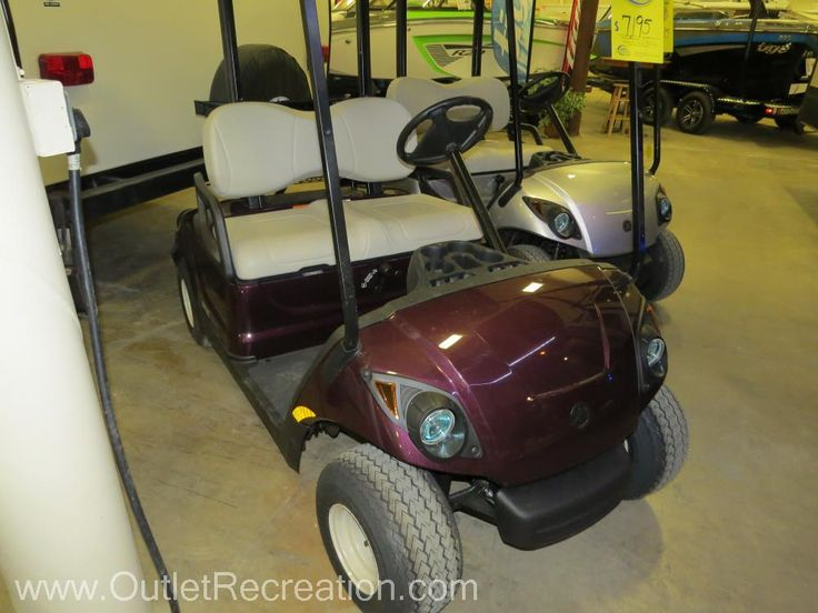 Golf Cart Inventory. We have a great selection of RV rentals at both our MN and ND locations for your summer time vacation, check out our rental pages for more information. OutletRecreation.com is the #1 RV Dealership in Gulfstream.   #OutletRecreation #RV #Sales #Rentals #Motorhomes #RVs #ToyHaulers #FifthWheels #Towables #Trailers #New #Used #FIshHouses #GolfCarts #Fargo #NorthDakota #ND #Service #Parts #Accessories
