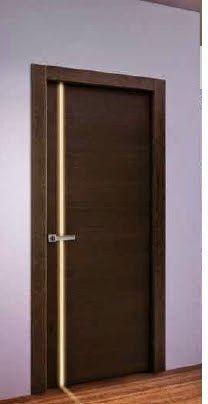 15 best images about puertas para interiores on pinterest for Modelos de puertas de ingreso