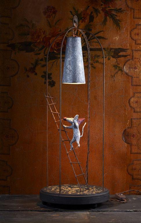 Créateur lampe à Orléans dans le Loiret (45), designer décoration à Orléans dans le Loiret (45) en France - Benoît Vieubled