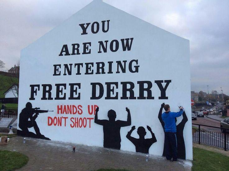 Free derry Ferguson