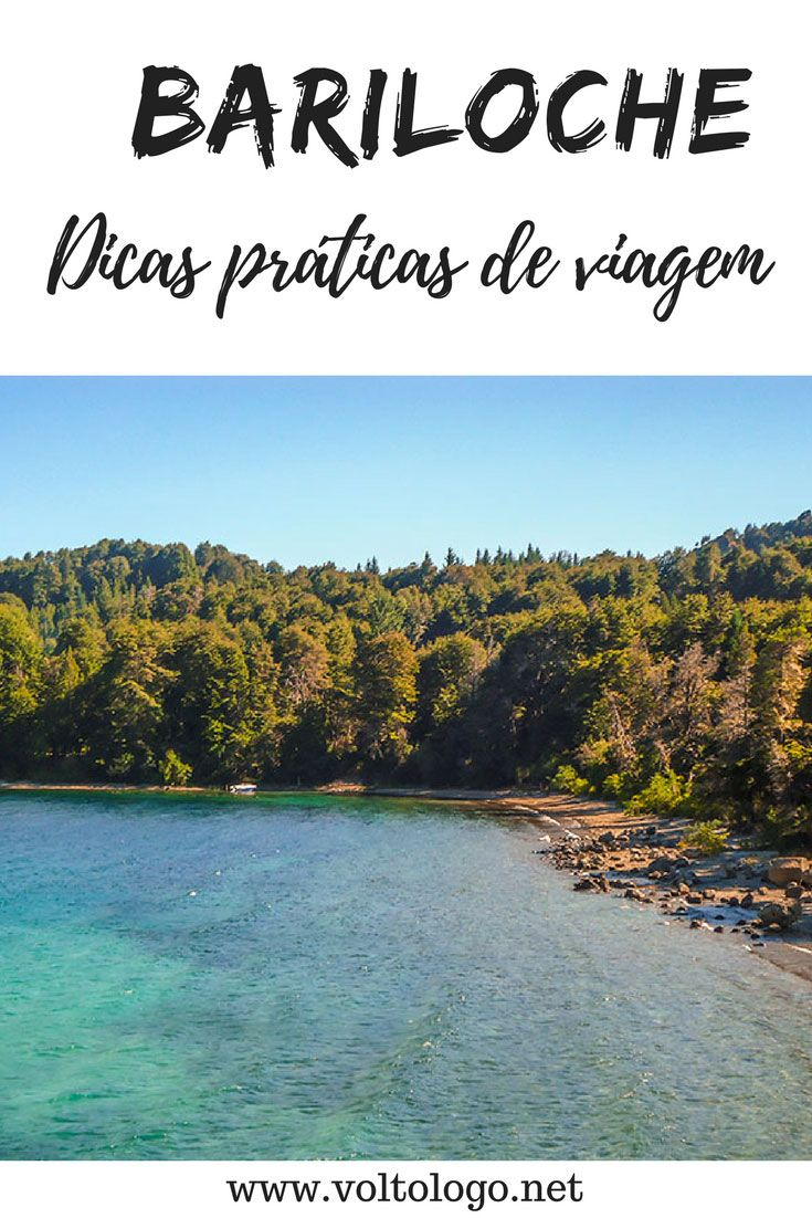 Bariloche, na Argentina | Dicas práticas para sua viagem. Descubra quando ir, onde ficar, o que fazer e como se locomover na cidade.