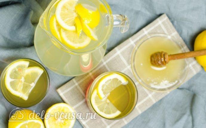 Напиток из лимона и меда https://delo-vcusa.ru/recept/napitok-iz-limona-i-meda/ #деловкуса #готовимсделовкуса #лимонад #напиток #мед #лимон